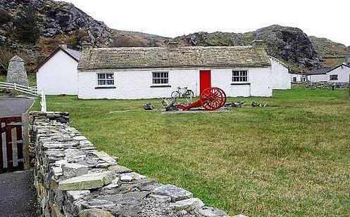 glencolmcille, Ireland